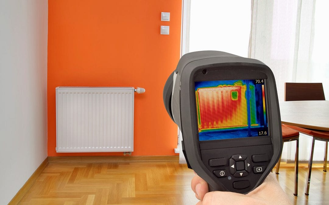 3 Uses of Thermal Imaging in Home Inspections